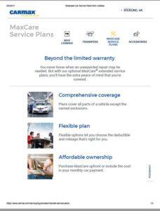 Carmax Extended Warranty >> MaxCare Warranty Makes Unicorn Ownership Affordable – The Carmax Unicorn Blog