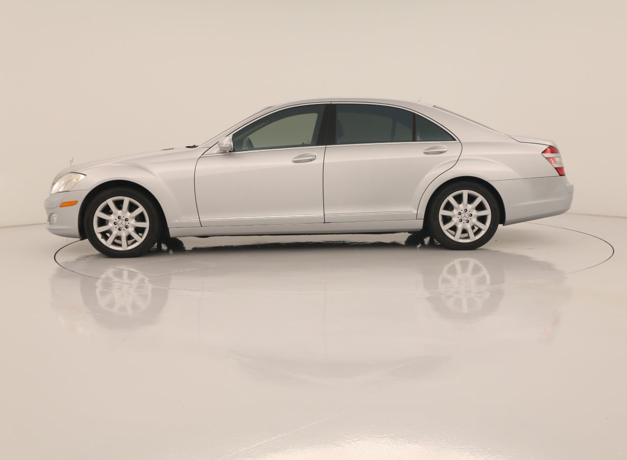 Cheapest S-Class Ever (2007 S550)… and Ignore the Risk of M273